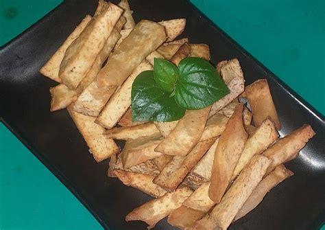resep stik ubi keladi oleh aykitchen cookpad