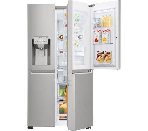 American Style Fridge Freezer No Plumbing Required by Buy Lg Gsj961nsbv American Style Fridge Freezer