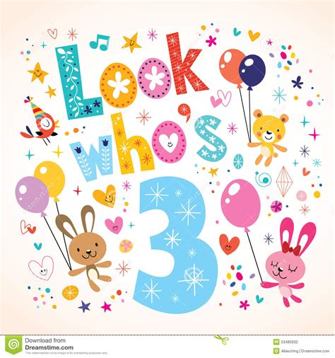 happy 3rd birthday images happy 3rd birthday clipart collection