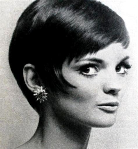 hairdo in 1969 1960s short hairstyles for women www pixshark com