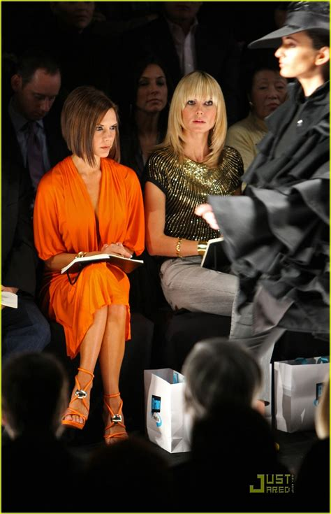 Project Runways Newest Judge Posh by Beckham Is A Project Runway Judge Photo 917481