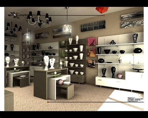 arredamenti casalinghi progetto negozio articoli da regalo arredamento per
