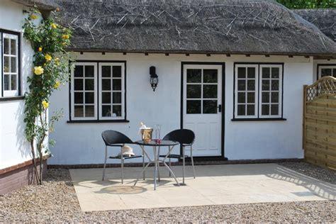 half moon cottage self catering retreat in norfolk sleeps 2