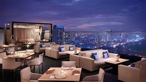 blue style table ls best rooftop bars to visit when in mumbai gq india