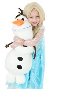 Snowman Decorations For The Home frozen olaf plush pillow