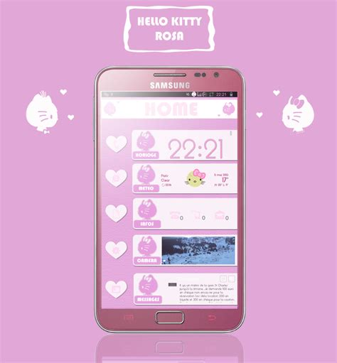 theme line android hello kitty hello kitty themes for android phones lamborghini