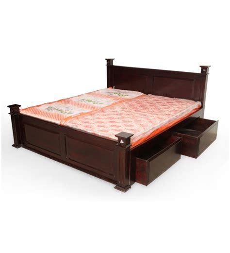 king size storage beds king size bed frame with drawers underneath