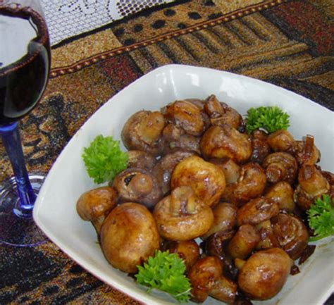 dishes for a crowd recipes roasted mushrooms for a crowd recipe food