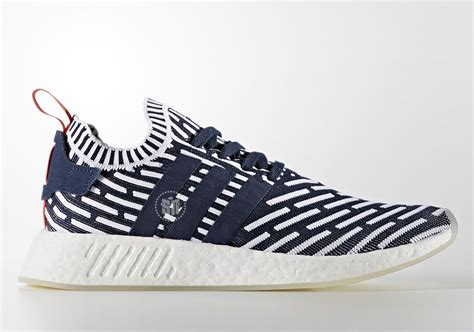 adidas nmd r2 navy white bb2909 sneakernews