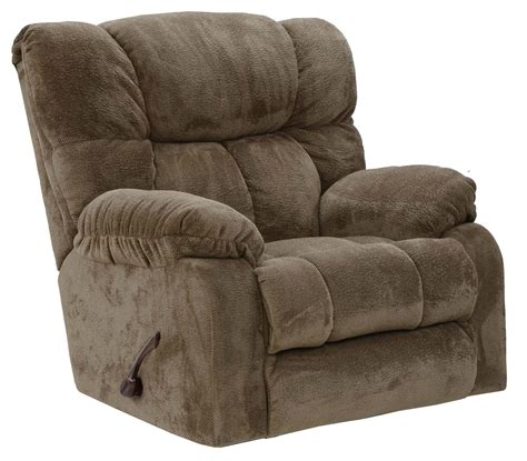 X Rocker Recliner Catnapper Popson X Tra Comfort Chaise Rocker Recliner Mocha Cn 4560 2 Mocha At Homelement