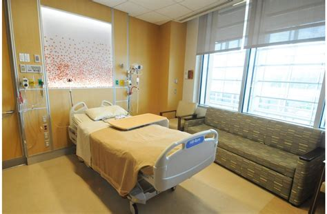 hospital rooms can hospital design help heal the sick