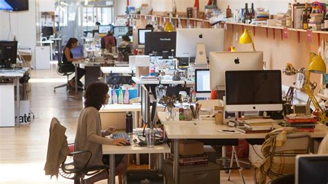 13 startups with inspired office design   SourceYour   So