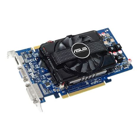 Vga Card Di Lung Asus En9600gt Di 1gd3 Carte Graphique Asus Sur Ldlc