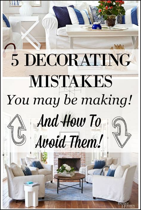 home decor mistakes 5 decorating mistakes that make your home look cluttered setting for four