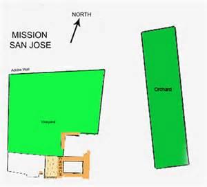 mission san jose floor plan do you have a blueprint of the san jose mission
