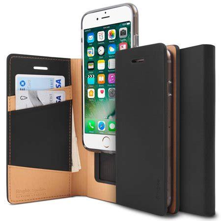apple iphone   iphone   phone case ringke signature genuine leather case  id