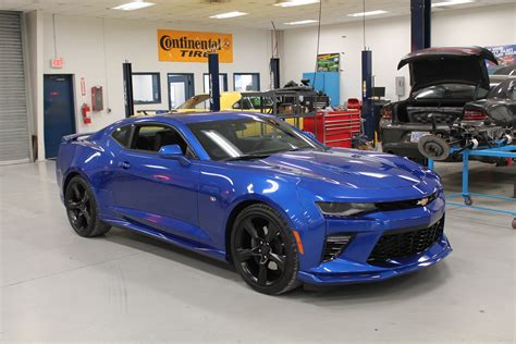 chevy camero 2018 chevrolet camaro aftermarket performance builds