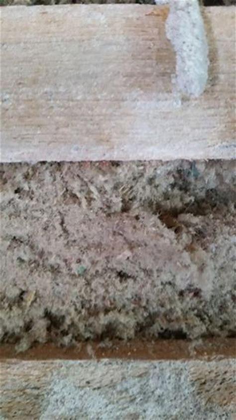 asbestos insulation id  doityourselfcom community