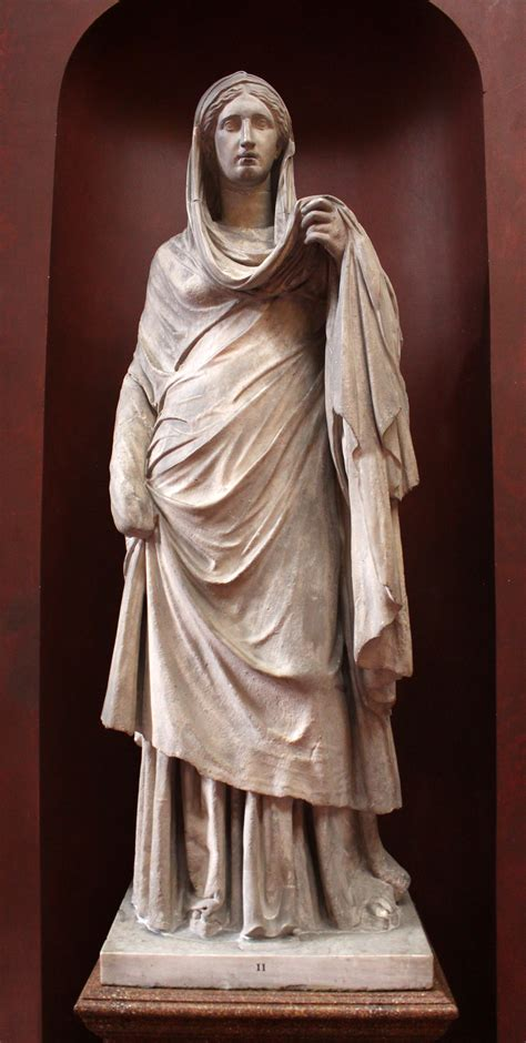 ancient roman women statues file statue of a mourning roman woman jpg wikimedia commons