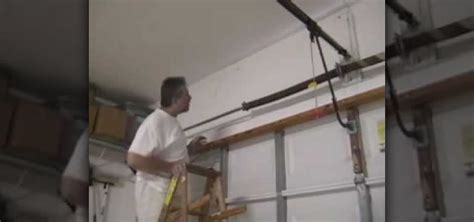 how to replace garage door torsion how to replace your garage door torsion