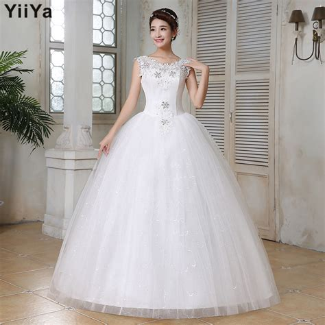 Wedding Frocks For by Free Shipping New Wedding Dress 2015 Plus Size Lace