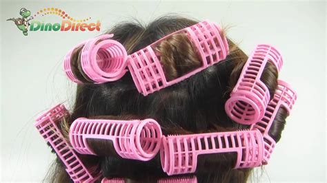 how to use plastic hair rollers on short hair plastic clip hair salon curlers rollers 28 pcs small pink