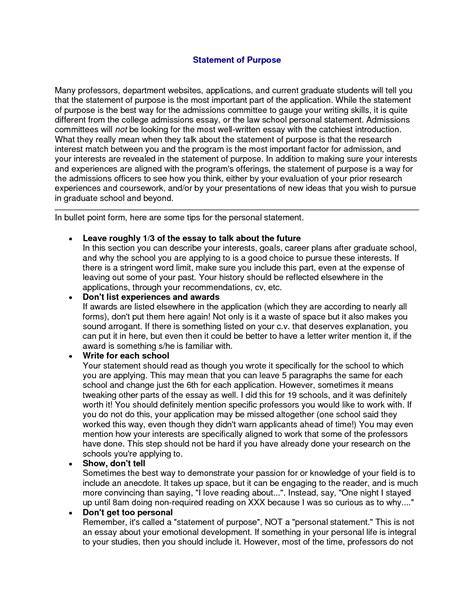 Mba Marketing Application Essay by Personal Statement Sle Essays For Mba Drugerreport732