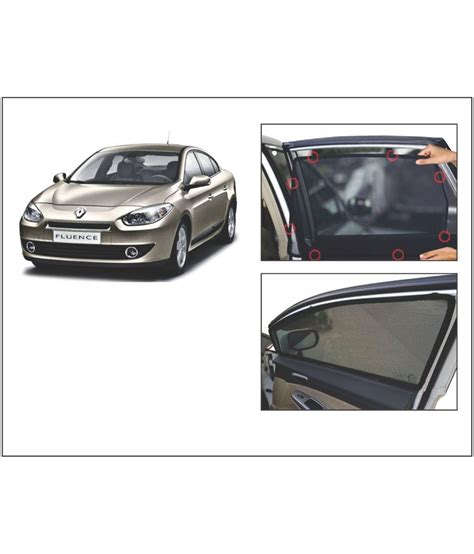 magnetic curtains for car renault fluence magnetic car window curtain sunshade