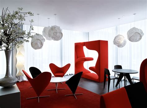 red interior design black and white interior desings 5 photos ideas