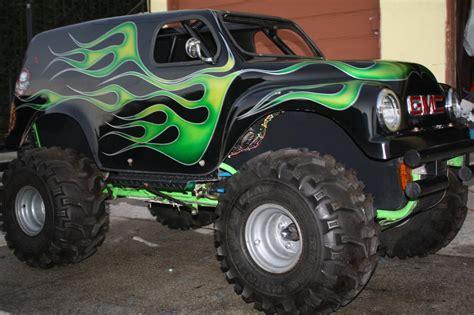grave digger mini monster truck go kart pictures for t k s go karts party rentals in moreno