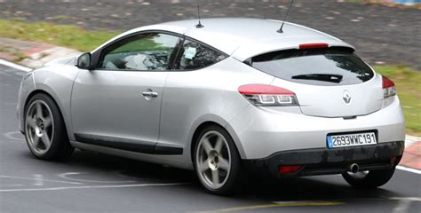 Renault Sport Megane Coupe Could Feature Gti Badge
