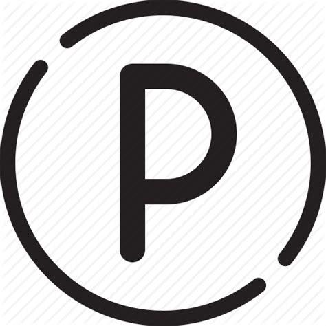 design icon cr park car park p parking parking facility parking place