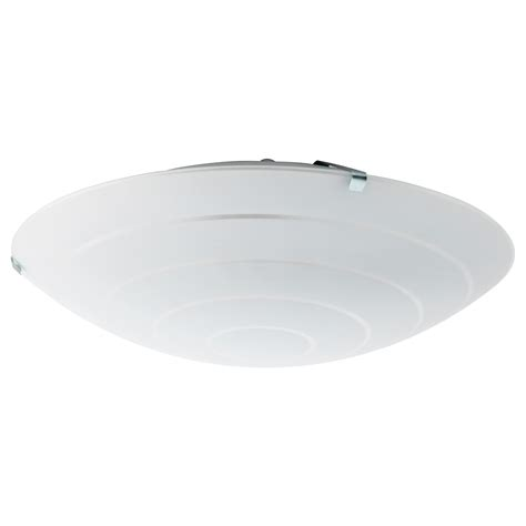 Ikea Kitchen Ceiling Lights Hyby Ceiling L White Ikea