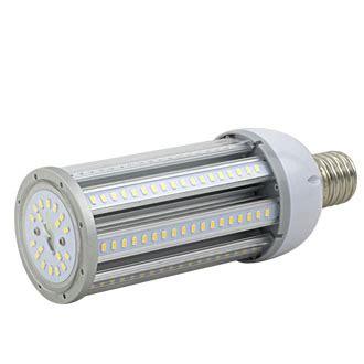 Led Corn Light by Smpower Gt E40 Led Corn Light Eclairage Urbain