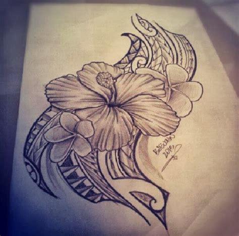 tattoo polynesian flower 25 best ideas about women tribal tattoos on pinterest