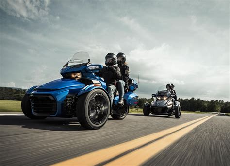 Spyder Motorrad by Total Motorcycle S 2018 Can Am Spyder Motorcycle Lineup