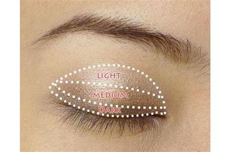 Eyeshadow For Monolid 10 monolid make up tricks