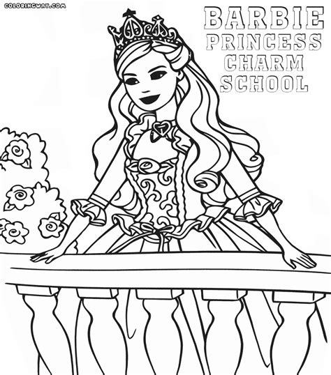 princess coloring pages coloring pages to