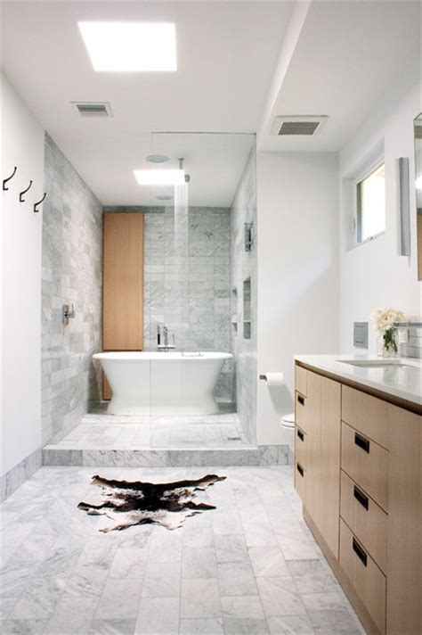 bathroom wet area design wet area shower tub contemporary bathroom los angeles by csimplicity design