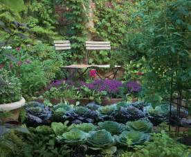 who says your kitchen garden can t be beautiful vegetable gardener