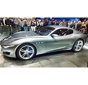 Alle Maserati Siamo Sempre Legati Frugiuele Dice Che La Nuova Alfieri