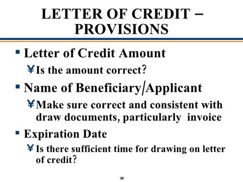 Letter Of Credit Expiration Date selling the chapter 11 debtor