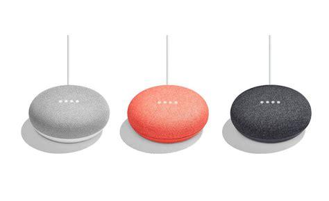 google home voici le google home mini et le nouveau casque daydream view