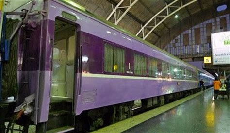 Japanese Sleeper Cars by Travel In Thailand Times Tickets