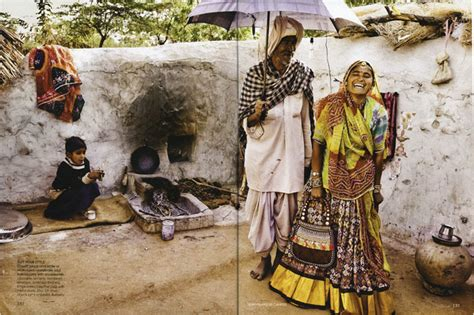 Fashion Reservations by Privilege And Poverty In Vogue India Sociological Images