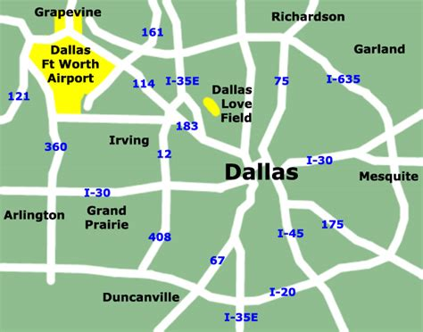 texas airports map free printable maps texas airports map printfree