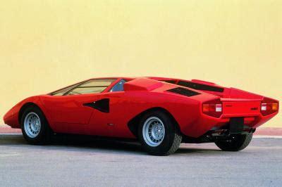 1973 Lamborghini Countach 1973 Lamborghini Countach Pictures