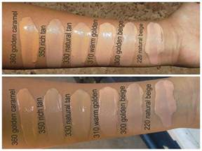 revlon colorstay foundation color chart shimmery pastels revlon colorstay foundation swatches