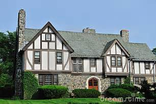 Small French Country Cottage House Plans english tudor house exterior royalty free stock