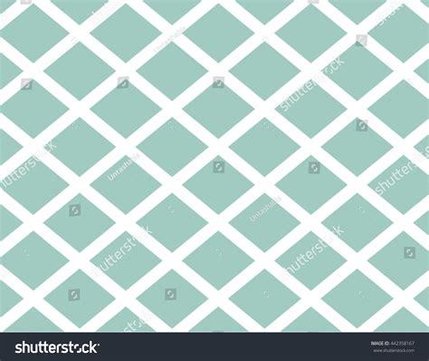 diamond texture pattern vector mint green diamond shape background paper 스톡 벡터 442358167